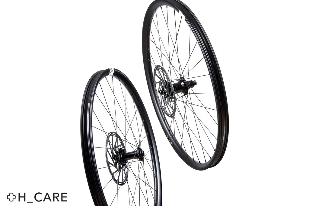 Replacement Spokes For HUNT All-Mountain Carbon H_Impact Wheelset