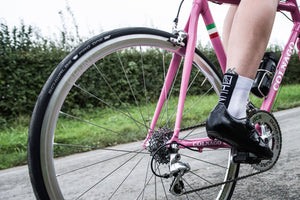 <h1>Nipples</h1><i>Lightweight alloy nipples are the right decision to make for a high-performance wheelset where weight matters, plus we use longer 14mm nipples to provide great strength and a long thread connection with the spokes. The nipples also feature square bodies with a hex head (hex spoke key provided with the wheels) to allow ease of tensioning and maintenance.</i>
