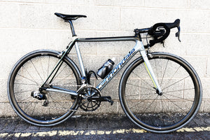 Dream BuildDan Evans' Cannondale SuperSix Evo Hi-Mod