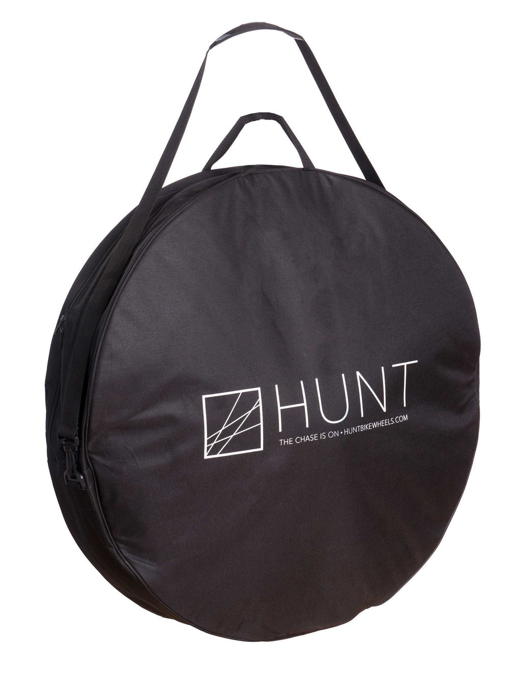 HUNT Race Season Padded Double Bicycle Wheel Bag