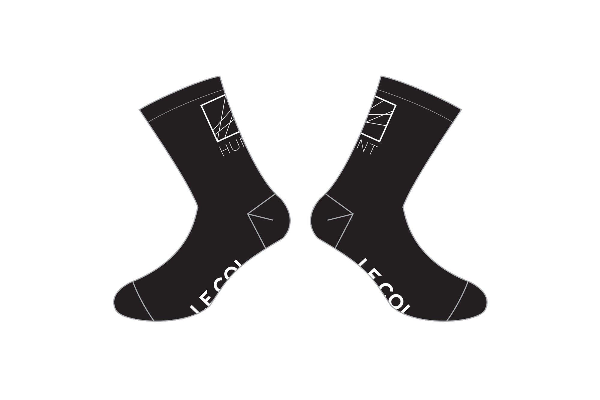 HUNT Le Col Cycling Socks