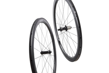 HUNT Team 45 Carbon Wide Tubular Wheelset