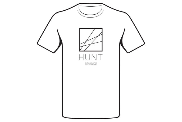 Hunt T-Shirt - White