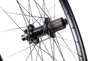 <h1>Freehub Body</h1><i>Durability is a theme for HUNT as time and money you spend fixing is time and money you cannot spend riding or upgrading your bikes. As a result, we've developed the <em>H_CERAMIK</em> coating to provide excellent durability and protect against cassette sprocket damage often seen on standard alloy freehub bodies.</i>