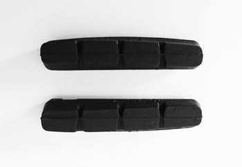 HUNT Brakco Griptec Carbon Rim Brake Pads Pair (2 pieces) - Campagnolo
