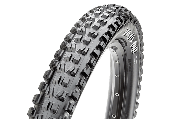 "Maxxis Minion DHF 2.5"" WT EXO Front / Maxxis High Roller II 2.5"" WT EXO Rear Tubeless Tire Combo"