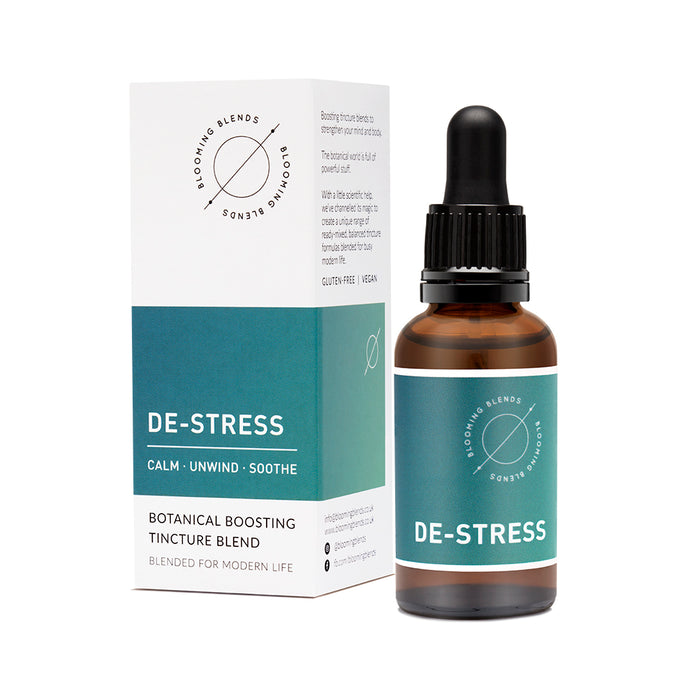 De-Stress Herbal Tincture