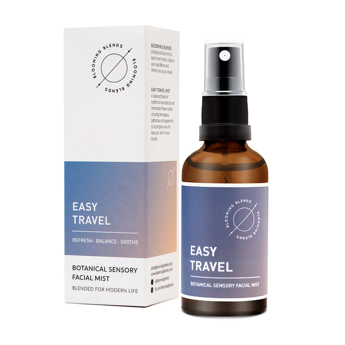 TRAVEL EASY SENSORY FACIAL MIST