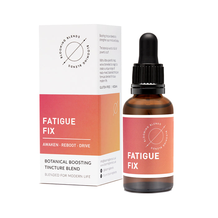 Fatigue Fix Herbal Tincture