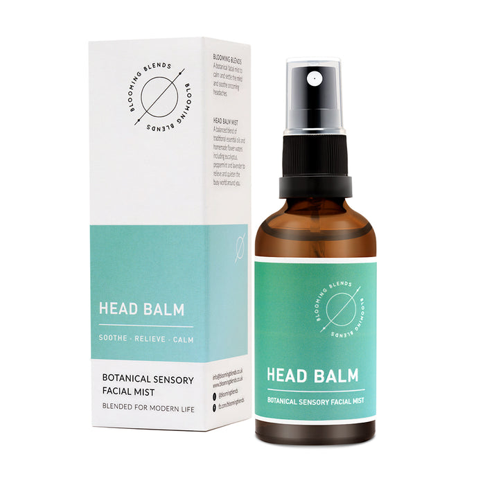 HEAD BALM FACIAL & PILLOW MIST