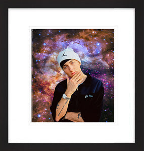 Eminem in Space