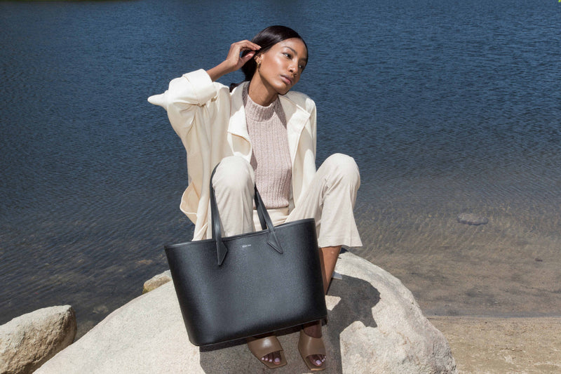 NOUR ZERO Launches World's Most Sustainable Vegan Luxury Handbag