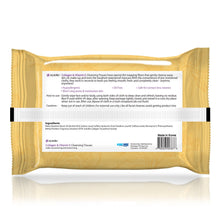 Load image into Gallery viewer, epielle Collagen & Vitamin E Facial Cleansing Tissues, 60ct
