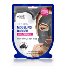 Load image into Gallery viewer, epielle Purifying Modeling Rubber Peel-Off Facial Mask, 1ct