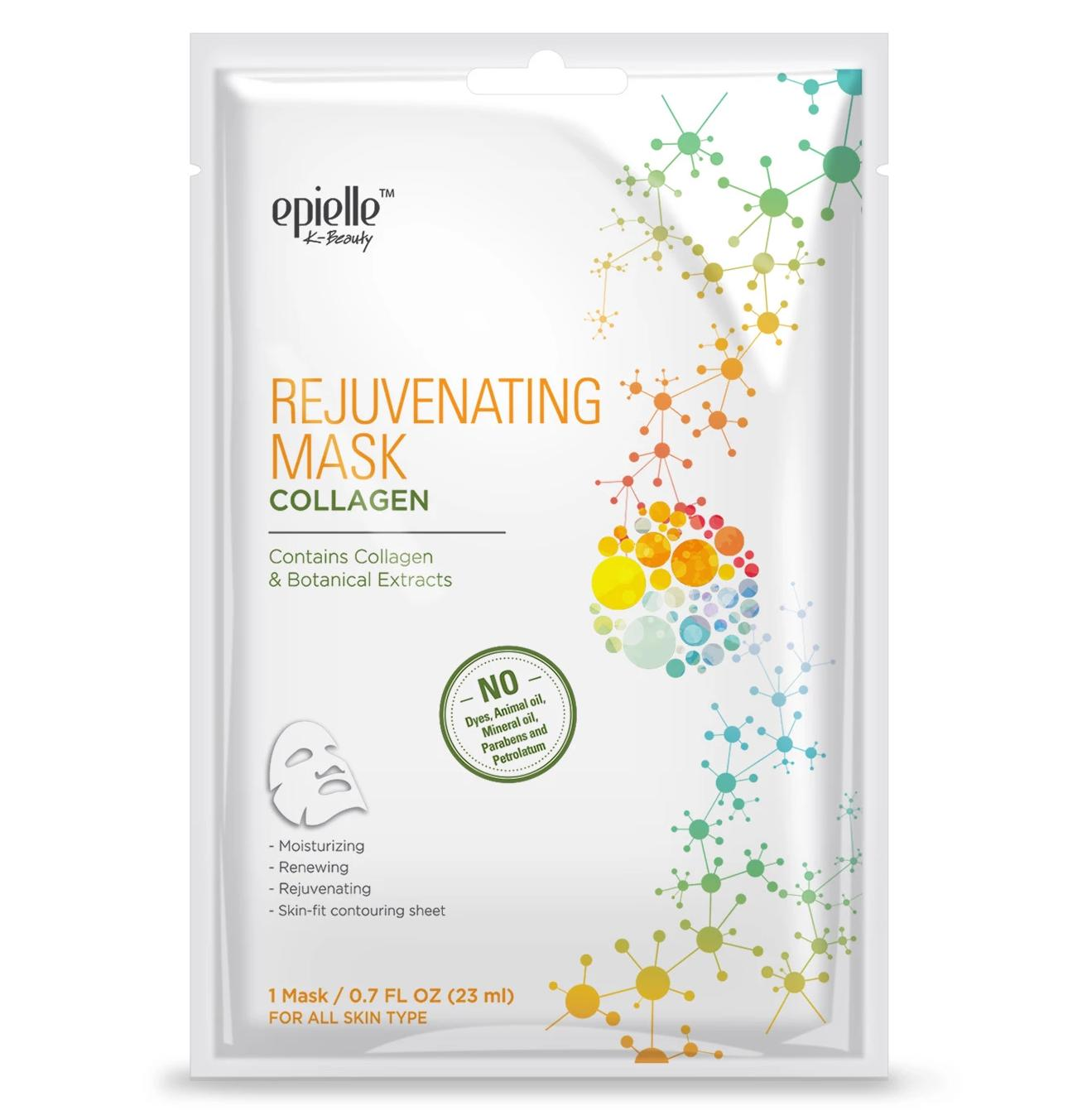 epielle Collagen Rejuvenating Mask, 1ct