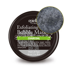Load image into Gallery viewer, epielle Charcoal Exfoliating Bubble Mask , 1.7oz