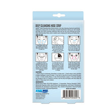 Load image into Gallery viewer, epielle Deep Cleansing Original Nose Strip Blackhead Remover, 6ct (Compare to Neutrogena)