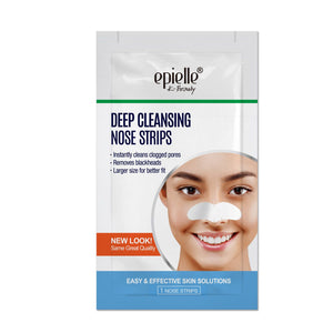 epielle Deep Cleansing Original Nose Strip Blackhead Remover, 6ct (Compare to Neutrogena)