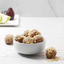 Apple Walnut Energy Balls