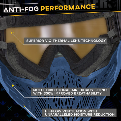CMD Goggle - Spotlight - Anti Fog