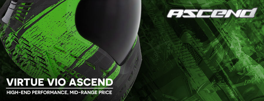 Virtue VIO Ascend - Graphic Lime - Header Image