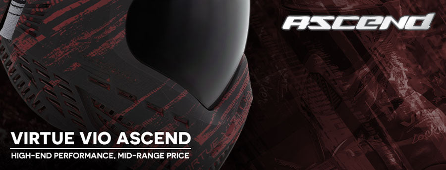 Virtue VIO Ascend - Graphic Red - Header Image