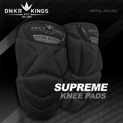 Bunkerkings V2 Supreme Knee Pads