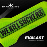 Bunkerkings - Evalast Barrel Cover - WKS - Lime