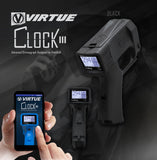 Virtue Clock III Chronograph - Black