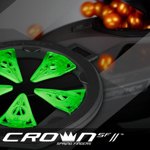 Virtue CrownSF II Speed Feed - Spire III - Lime