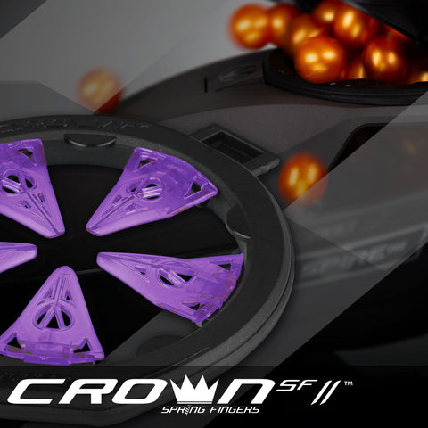 Virtue CrownSF II Speed Feed - Spire III - Purple