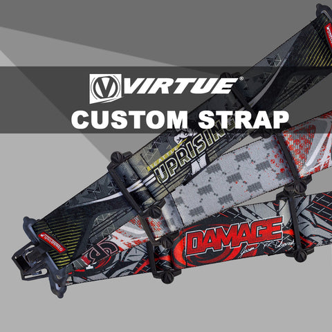 Custom Goggle Strap - Full Color Virtue VIO & Bunkerkings CMD