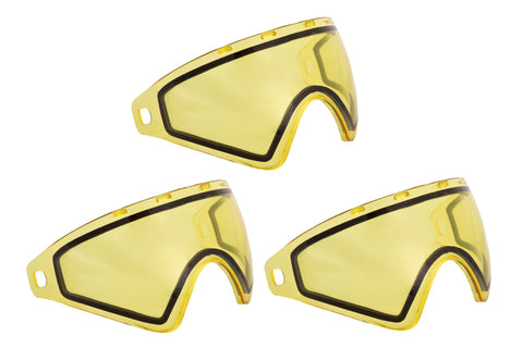 Virtue VIO Lens - High Contrast Yellow (3 Pack)