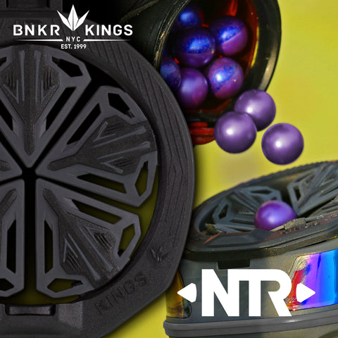 Bunkerkings NTR Speed Feed- CTRL/Spire III/IR/280 - Black