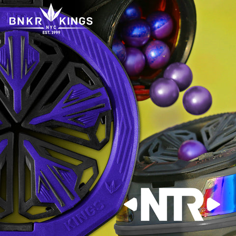Bunkerkings NTR Speed Feed - CTRL/Spire III/IR/280 - Purple