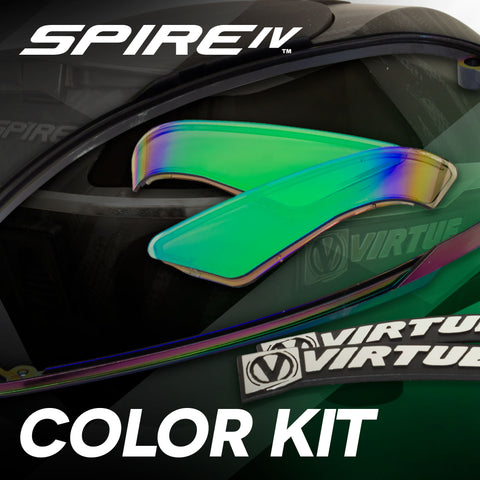 Virtue Spire III / IV Color Kit - Chromatic Emerald