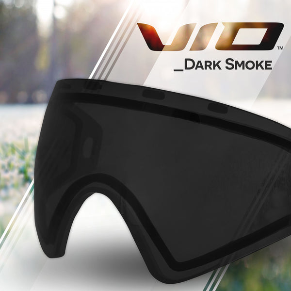 Virtue VIO Lens - Dark Smoke