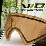 Virtue VIO Lens - High Contrast Copper (3 Pack)