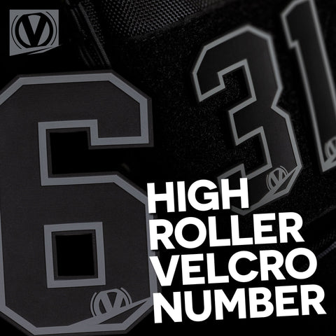 Velcro Rubber Patch - 6