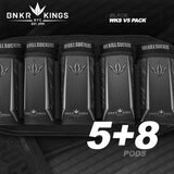 Bunkerkings Strapless Pack V5 - WKS 5+8 - Black