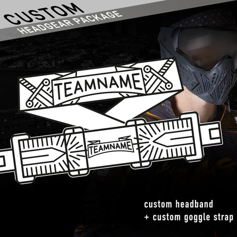 Custom - Headgear Package