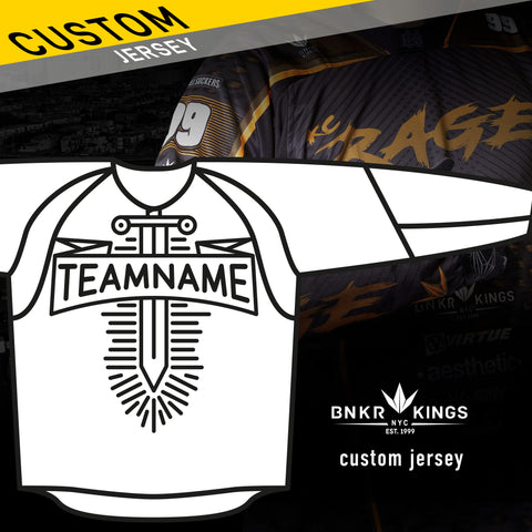 Custom - Bunkerkings Supreme Performance - Team Jersey