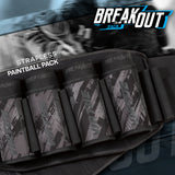 Virtue Strapless Breakout Pack - 4+7 Graphic Black