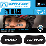 Virtue Eye Black - 12 Sets