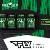 Bunkerkings Fly Pack - 4+7 Lime Laces