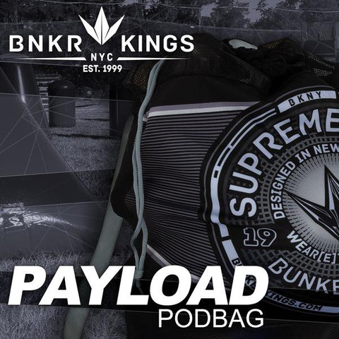 Bunkerkings Payload / Laundry Pod Bag