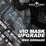 Bunkerkings VIO Mask Upgrade - WKS Grenade