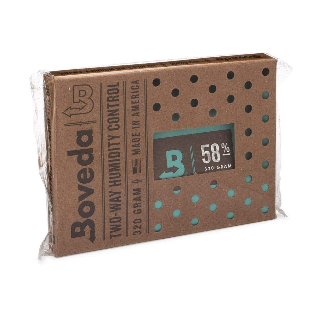 Boveda 58% RH (320 Gram) - Single Pack