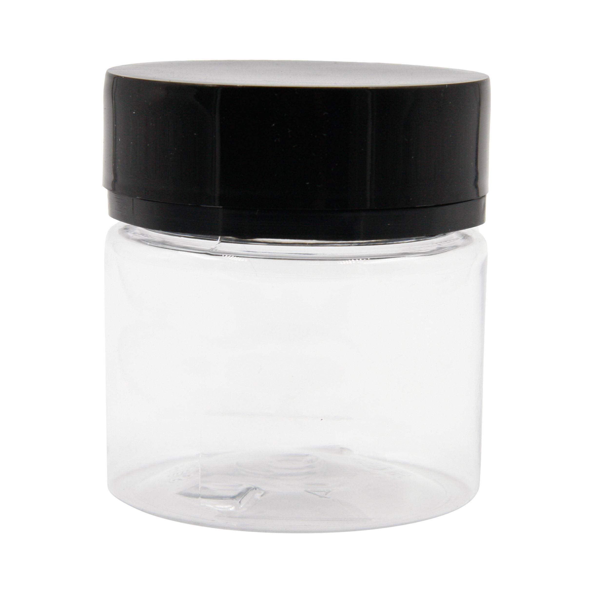 eBottles Child Resistant & Tamper Evident Smooth Sided 53/400 Cap Black