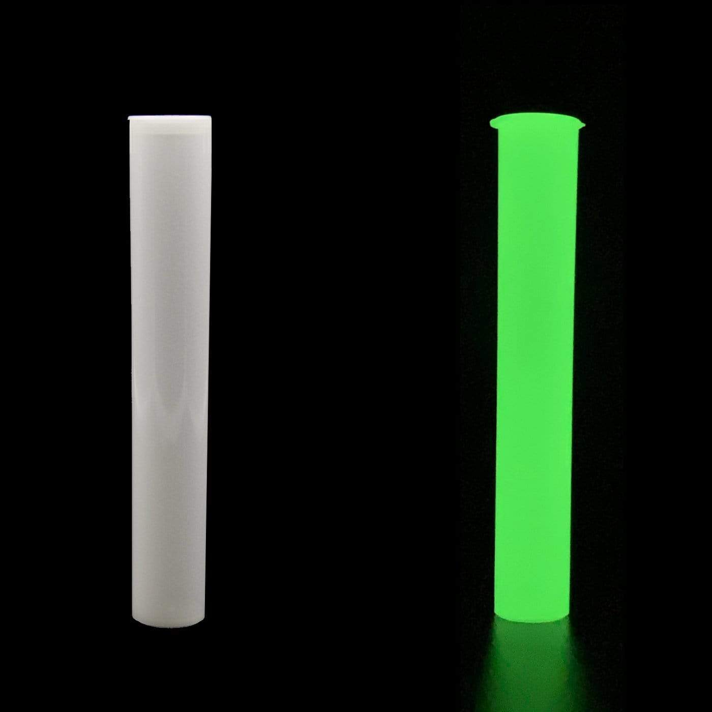 Glow in the Dark Squeeze Top Child-Resistant 116mm J-Tube Glow in the Dark